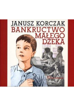 Bankructwo małego Dżeka audiobook