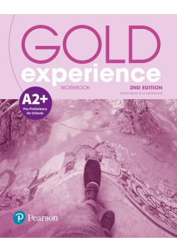 Gold Experience 2ed A2+ WB PEARSON