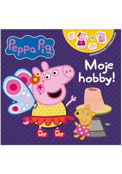 Peppa Pig. Opowiadania z naklejkami. Moje hobby