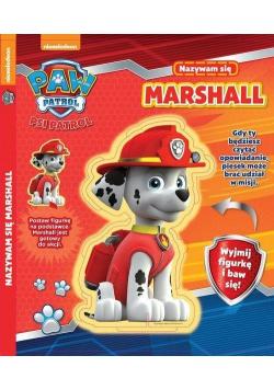 Psi Patrol. Nazywam się Marshall