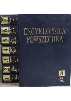Encyklopedia powszechna 8 tomów