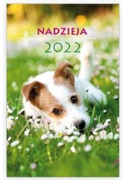 Kalendarz 2022 Kieszonkowy Nadzieja - Pies