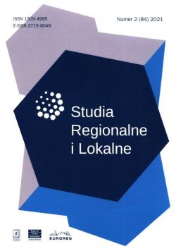 Studia Regionalne i Lokalne 2 (84) 2021