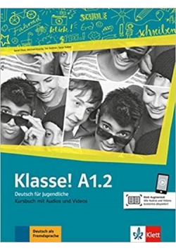 Klasse! A1.2. Podręcznik + audio online