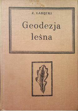 Geodezja leśna