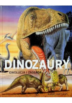 Dinozaury ewolucja i zagłada