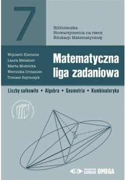 Matematyczna liga zadaniowa OMEGA