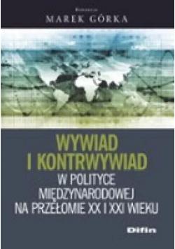 Wywiad i kontrwywiad w polityce międzynarodowej...