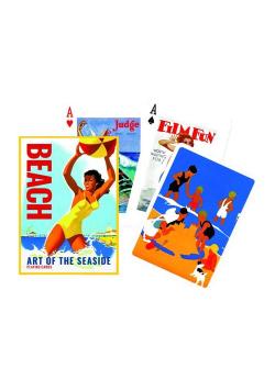 Piatnik Karty Plaża 1 talia