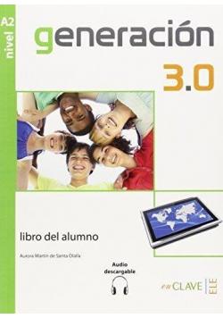 Generacion 3.0 A2 podręcznik