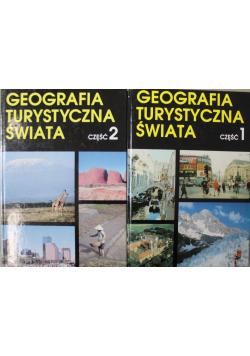 Geografia turystyczna świata część 1 i 2