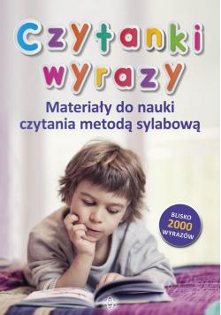 Czytanki Wyrazy Materiały do nauki czytania metodą sylabową