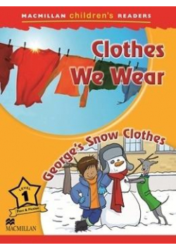 Children's: Clothes We Wear 1 George's Snow...