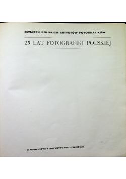 25 lat fotografiki polskiej