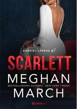 Gabriel Legend T.2 Scarlett