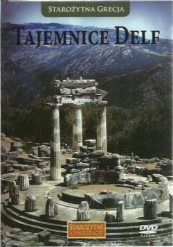 Starożytna Grecja - Tajemnice Delf płyta DVD