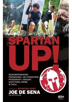 Spartan up bądź jak spartanin