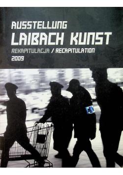 Ausstelung laibach Kunst rekapitulacja 2009