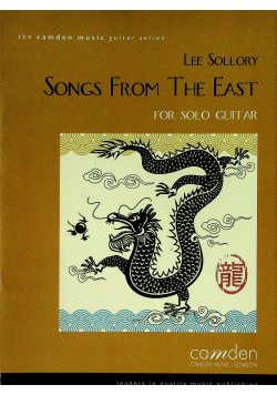 Songs from the east for solo guitar