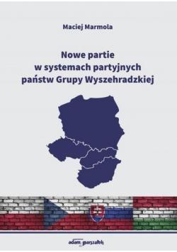 Nowe partie w systemach partyjnych państw Grupy...