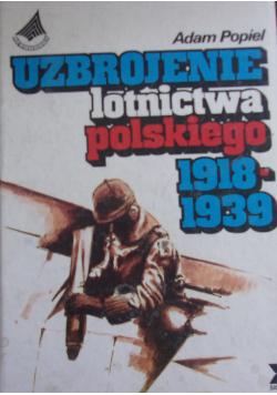 Uzbrojenia lotnictwa polskiego 1918 1939