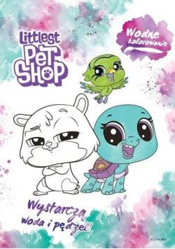 Wodne kolorowanie. Littlest Pet Shop