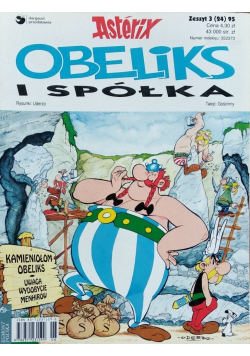 Asterix Obeliks i spółka Zeszyt 3