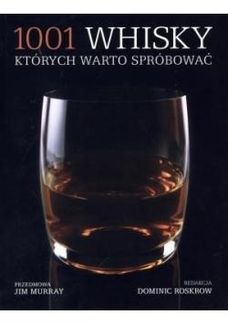 1001 whisky których warto spróbować