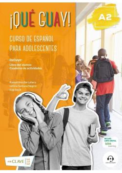 Que guay! A2 podręcznik + ćwiczenia + audio online