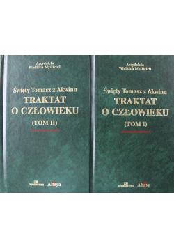 Traktat o człowieku Tom I i II