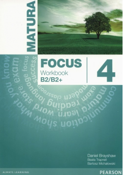 Matura Focus 4.  Workbook B2/B2 +