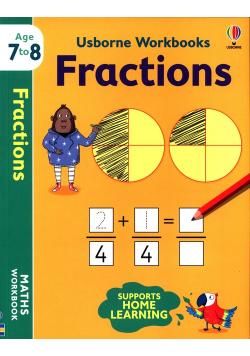 Usborne Workbooks Fraction