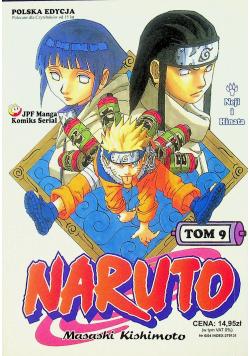 Naruto tom 9