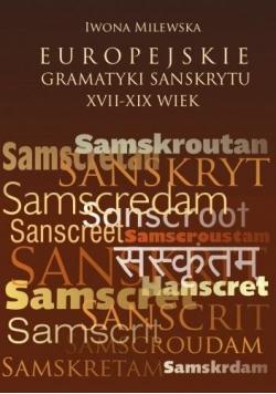 Europejskie gramatyki sanskrytu XVII-XIXw