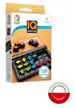 Smart Games IQ Arrows (ENG) IUVI Games