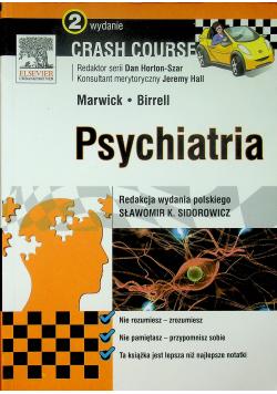 Crash Course Psychiatria w II