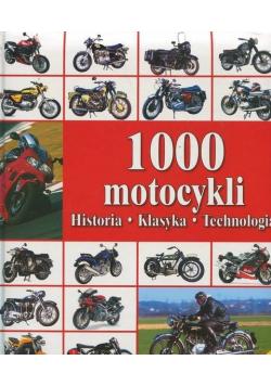 1000 motocykli