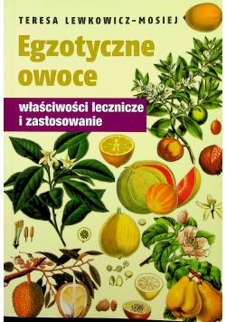 Egzotyczne owoce