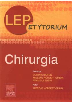 LEPetytorium Chirurgia