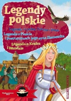 Legendy Polskie - O Lechu, Czechu...BR IBIS w.2020