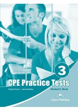 CPE Practice Tests 3 SB + kod DigiBoo