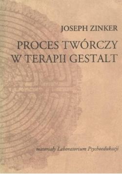 Proces twórczy w terapii Gestalt