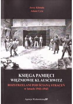 Księga Pamięci. Więźniowie KL Auschwitz...