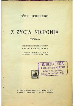 Z życia nicponia ok 1924r.
