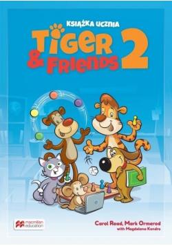 Tiger & Friends 2 SB MACMILLAN