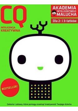 AIM CQ inteligencja kreatywna dla 2 i 3 latków