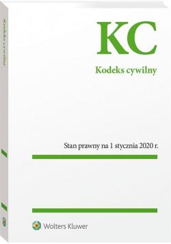 Kodeks cywilny. Przepisy
