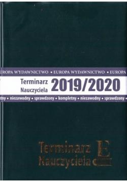 Terminarz Nauczyciela 2019/2020 BR MIX EUROPA