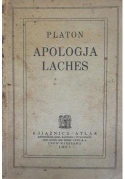 Apologja Laches 1927 r