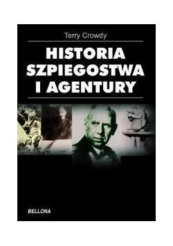 Historia szpiegostwa i agentury